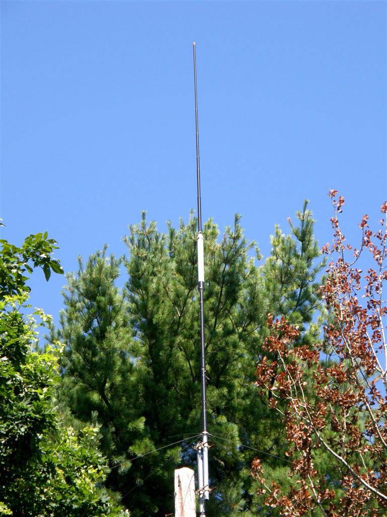 Experimenting With 6 Meter Ground Plane Antennas
