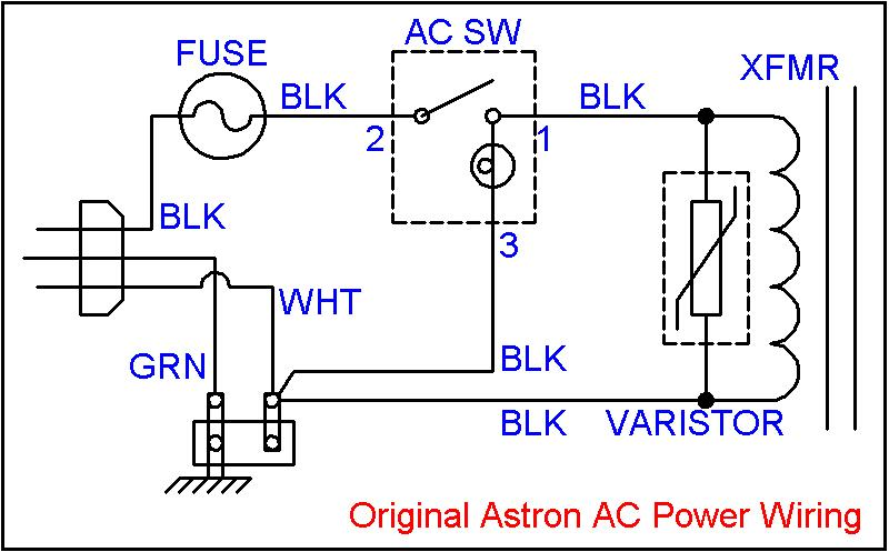 adding an inrush current reducer to an astron linear power supply here s a step by step procedure for adding the thermistor inside the supply