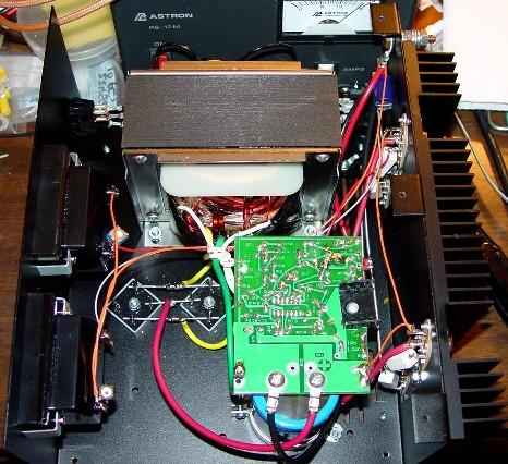 introductory information on astron power supplies here s a photo of the inside of a dual rectifier astron rs‑35