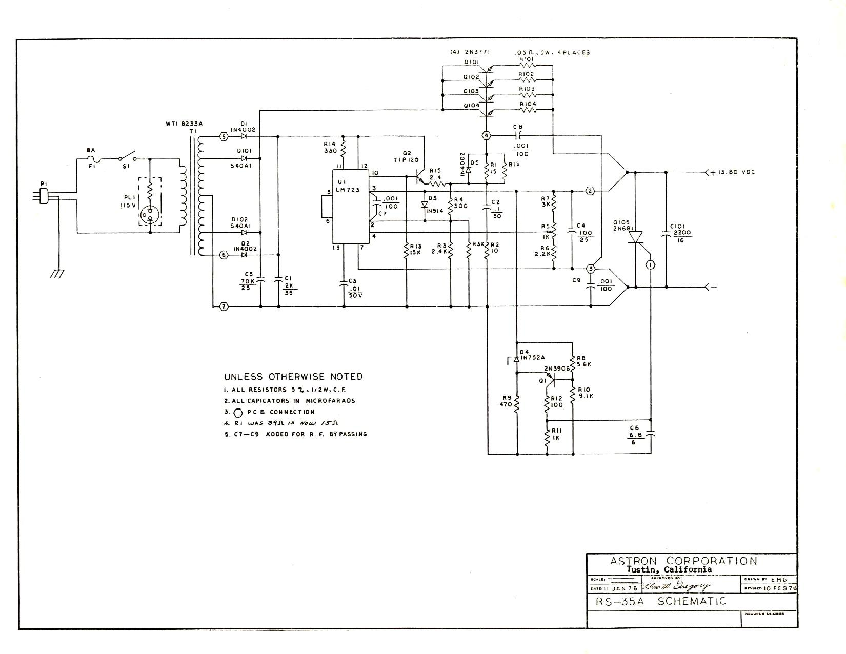 Voltage Floating Regulator Here Is The Schematic Or Download It As A