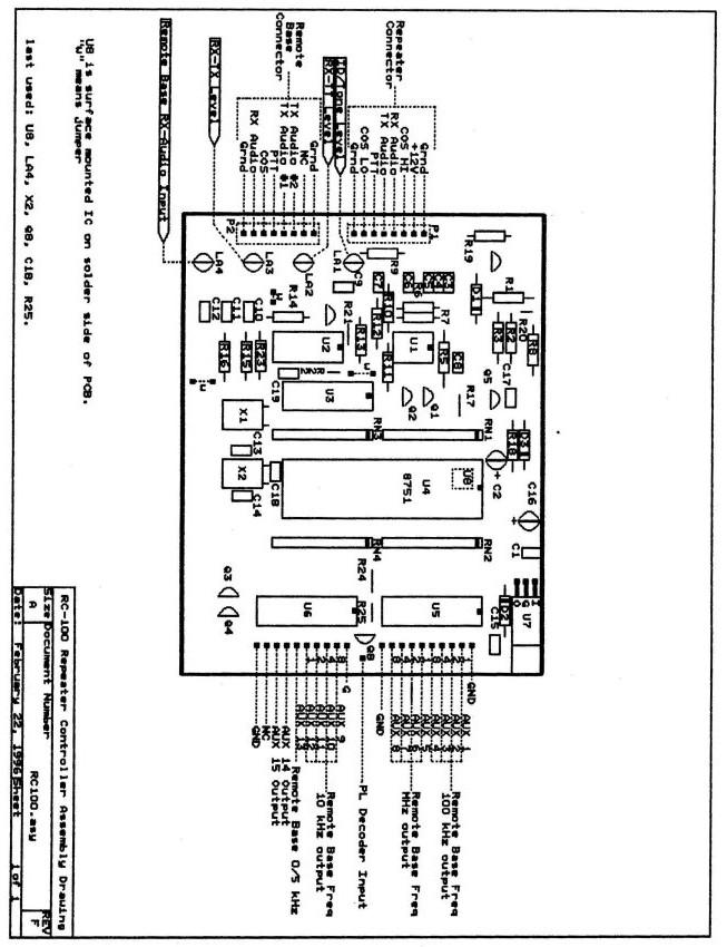 micro computer concepts information index rc 100 board layout 130 kb