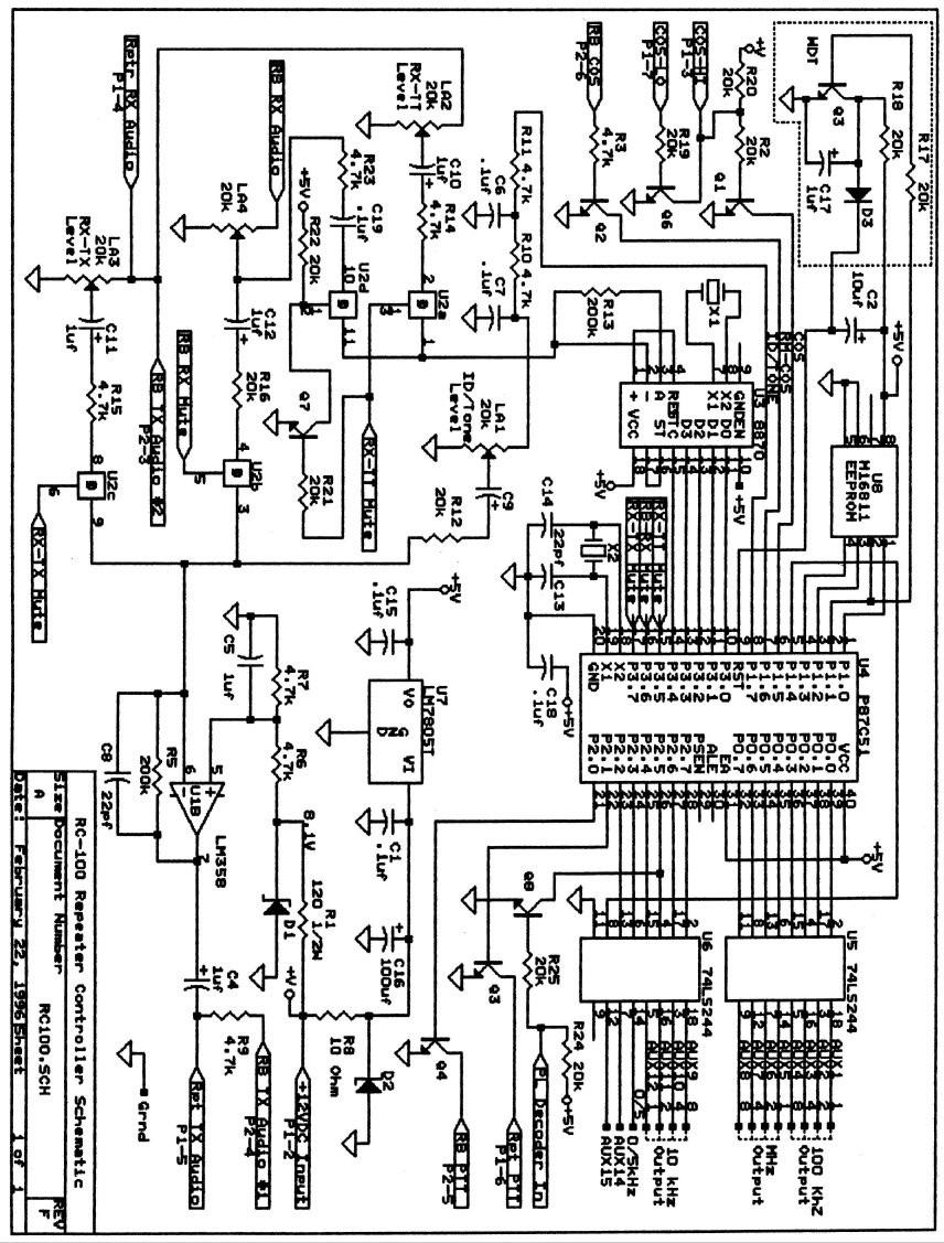 Wiring Diagram Rc 100 - Wiring Diagram •