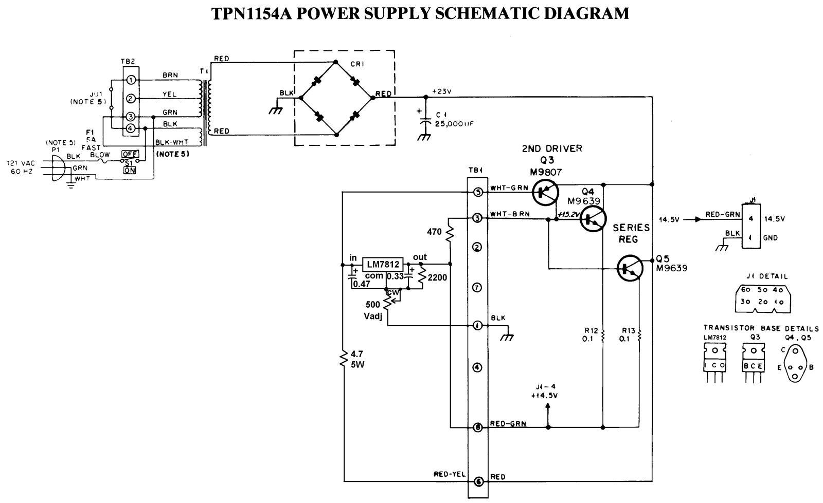 new sch improving the motorola tpn1154 and tpn1136 desktop power supplies Basic Electrical Wiring Diagrams at mifinder.co