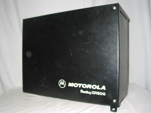 Motorola Maxtrac Radius And Gm300 Series Introductory