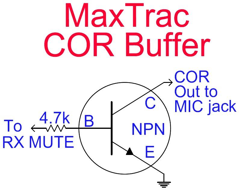 Interfacing Maxtrac Mobile Radios To Repeater Controllers