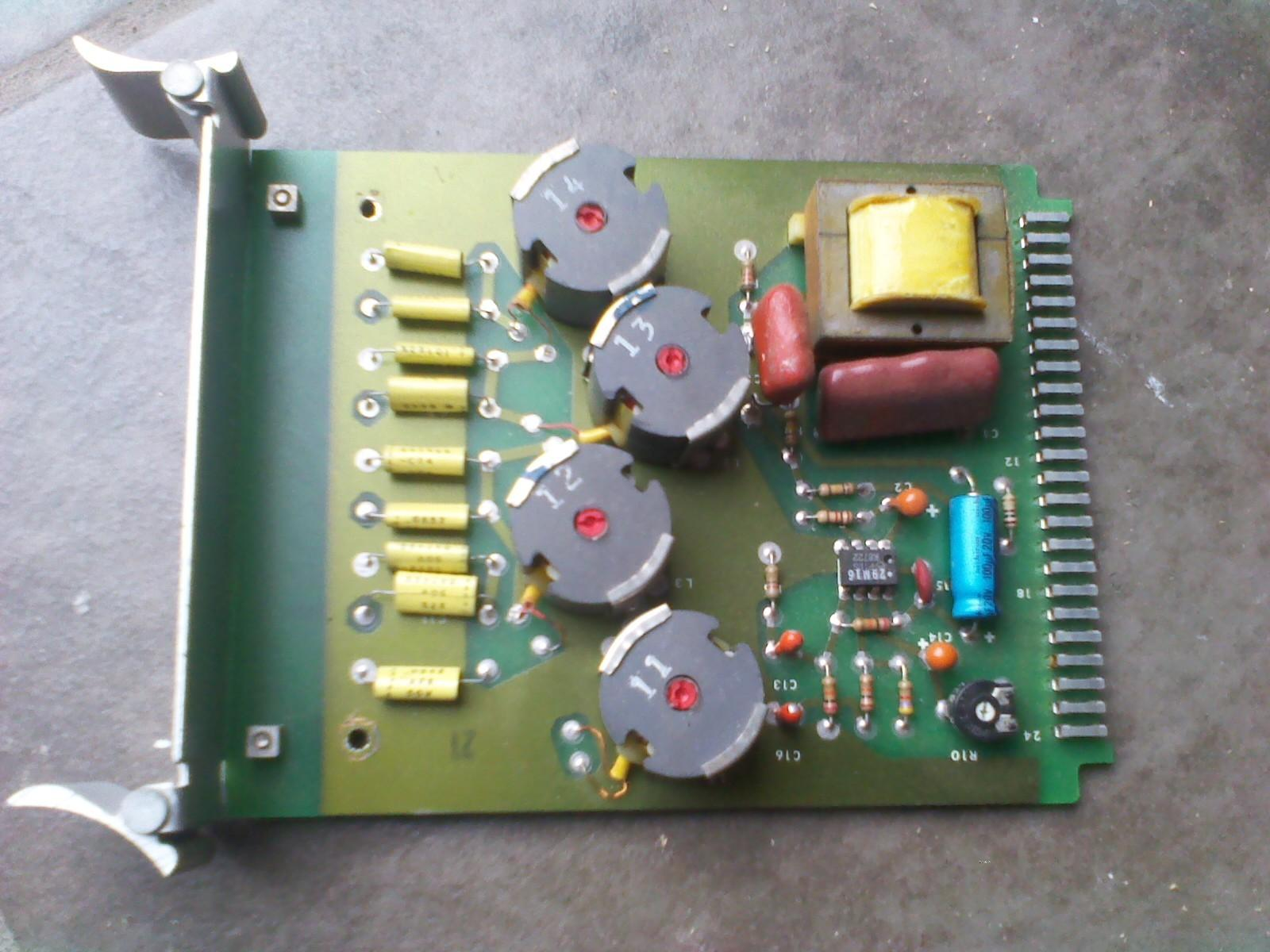 The Motorola 174 Spectra Tac Receiver And Comparator Index Page