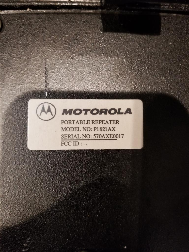 Motorola Spectra Introductory Information