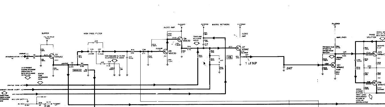 Peachy Motorola Cdm 1250 Service Manual Wiring 101 Olytiaxxcnl