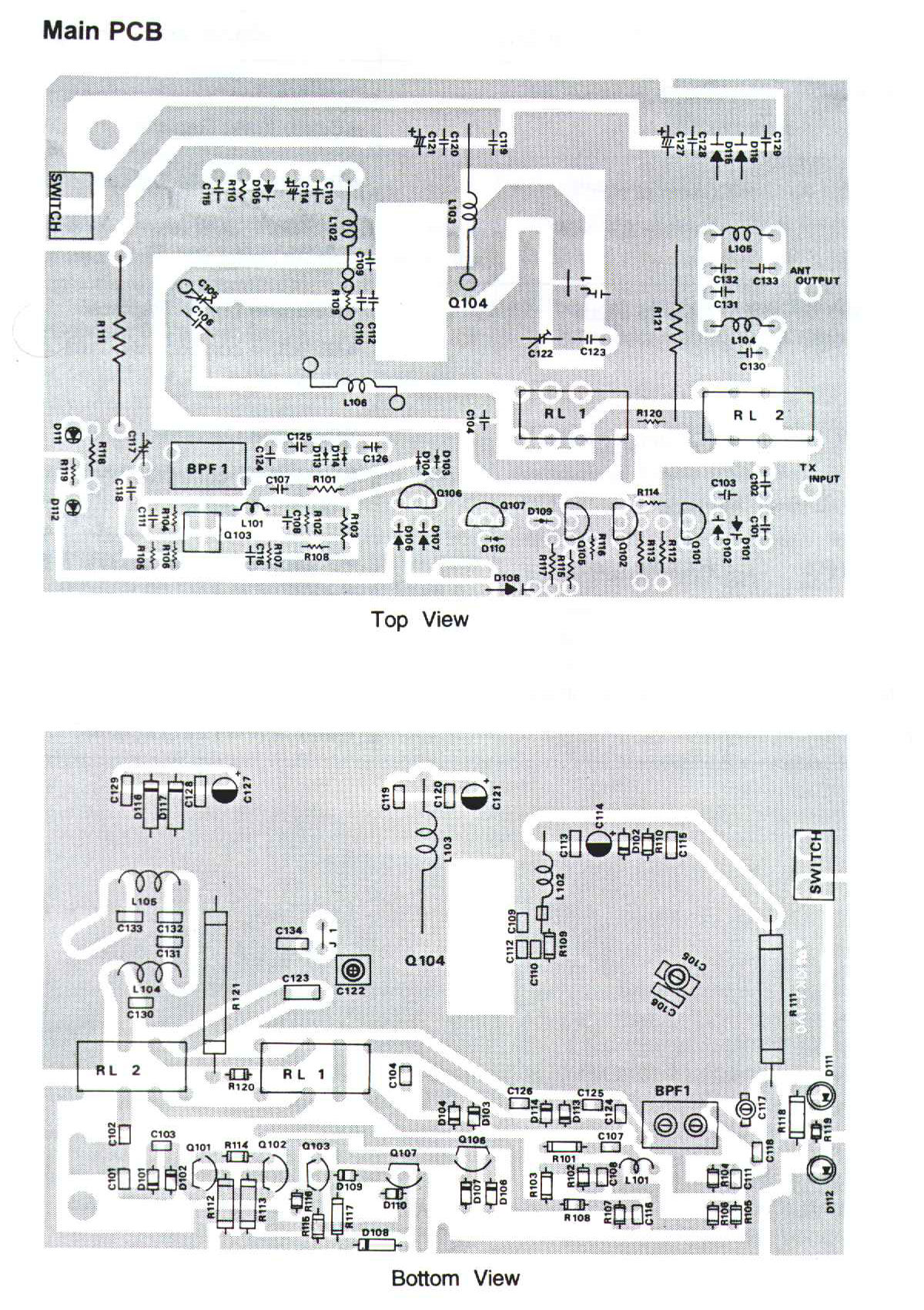 Ham Shack Wiring Diagrams Another Blog About Diagram Cb Radio In Addition Mic H Ta 19 Images